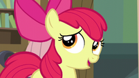 "Apple Bloom ""I needed more sleep than I thought!"" S5E4"