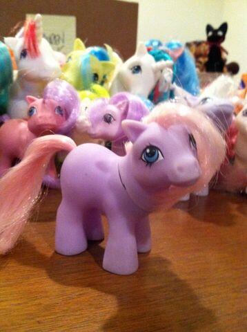 File:Lauren Faust G1 Ember toy.jpg