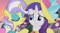 Rarity you're scaring me S2E9