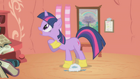 Twilight Sparkle Saddle Fail S1E11