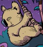 Comic issue 1 koala