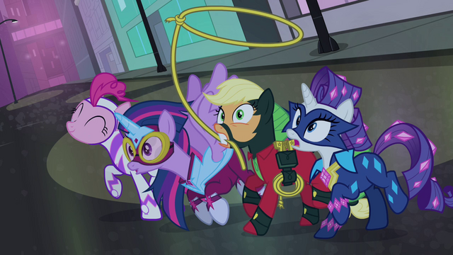 File:Power Ponies frozen S4E06.png