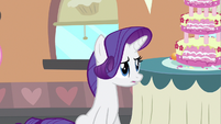 "Rarity ""sound so delectable"" S02E24"