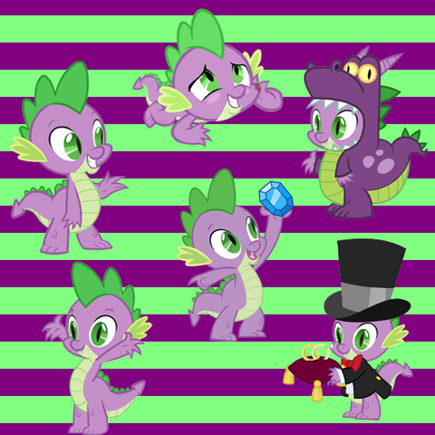 File:FANMADE Spike2.png