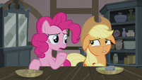 "Pinkie Pie ""is everything all right"" S5E20"