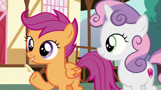 "File:Scootaloo ""might even make us better"" S6E4.png"