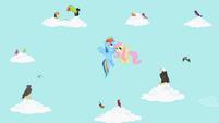 Rainbow Dash 'So many choices' S2E7