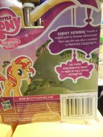 Sunset Shimmer package back
