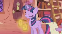Twilight levitating the tickets S1E03