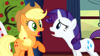 Applejack Surprised S1E21