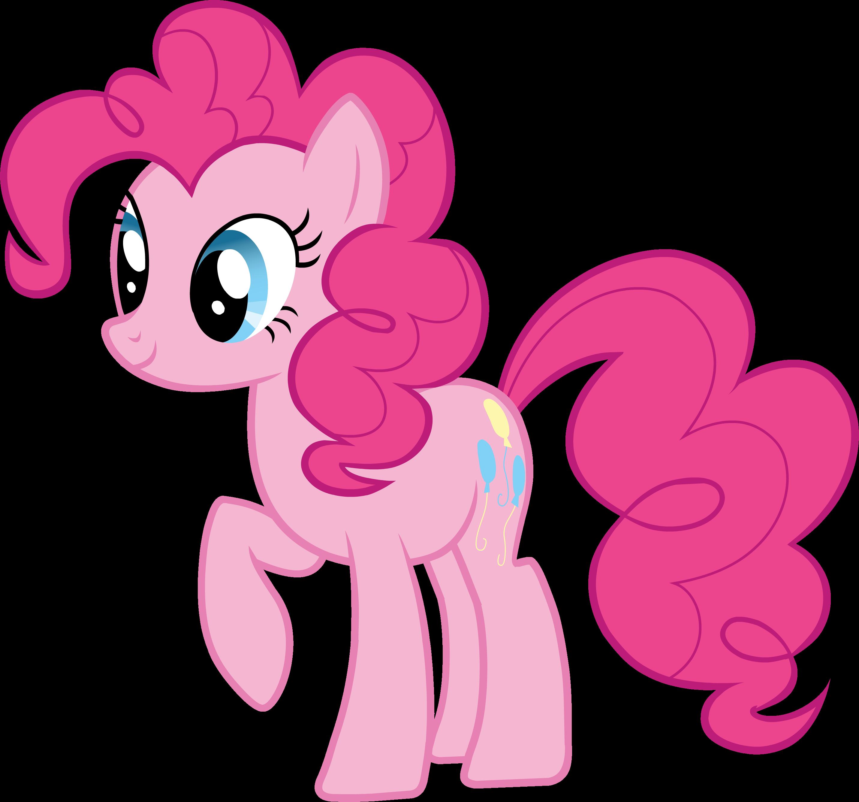 My little pony pinkie pies parents