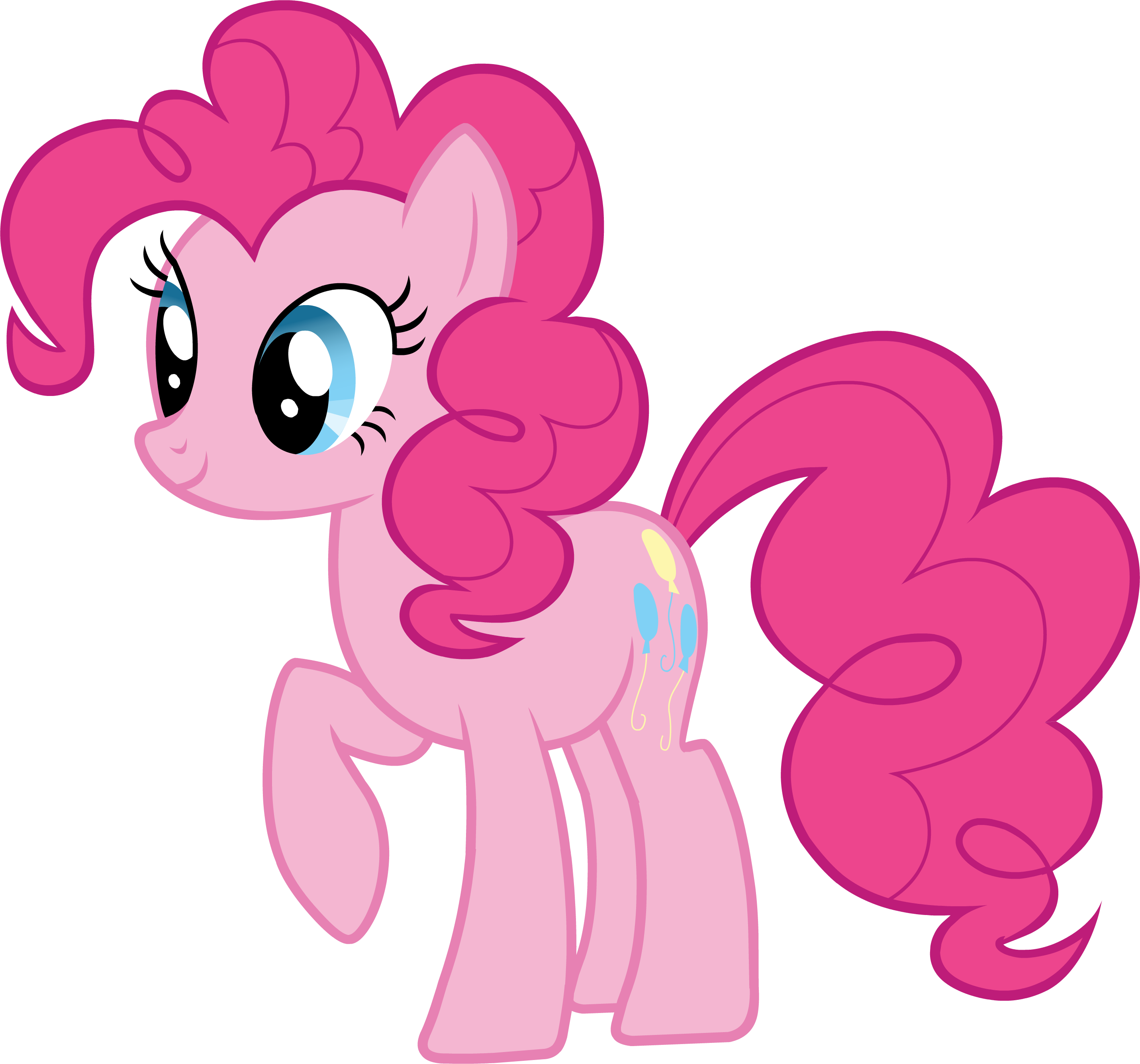my little pony friendship is magic pinkie pie wmg tv tropes