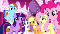 """Fluttershy """"that was fast"""" S5E13"""