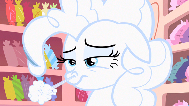 File:Pinkie Pie snort out flour S2E13.png
