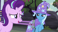 "Starlight Glimmer ""is that a promise?"" S6E25"