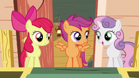 """Sweetie Belle """"unless we give it a try"""" S6E19"""