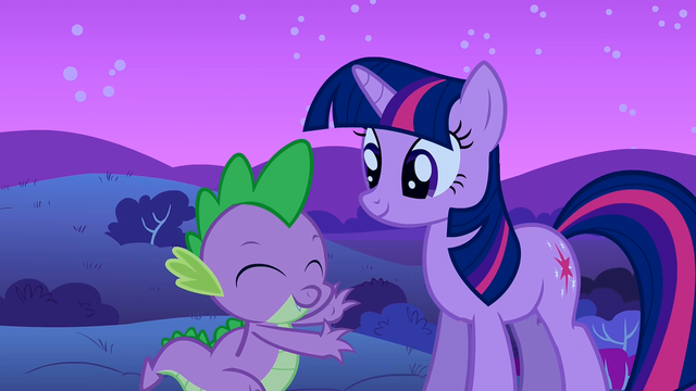 File:Twilight and Spike S1E24.png