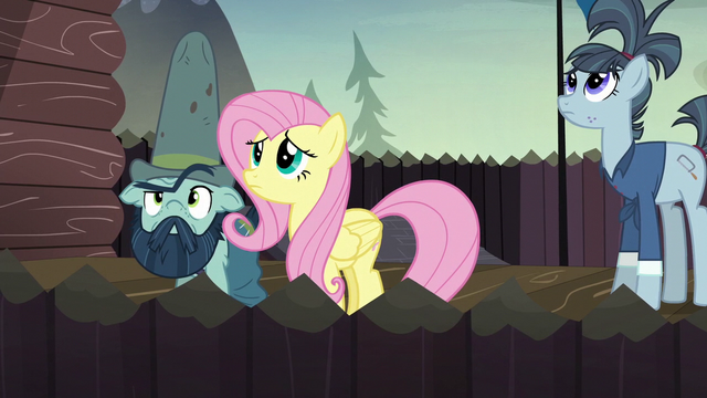 File:Fluttershy and McColts listen to Twilight's announcement S5E23.png