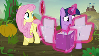 "Twilight ""they both want to win a fight"" S5E23"