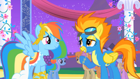 Rainbow and Spitfire S1E26