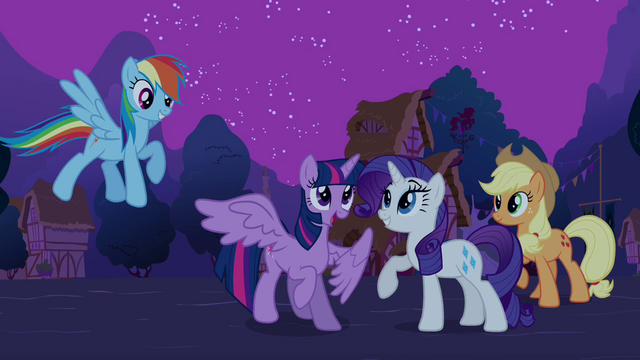 File:Rarity 'You've become an Alicorn!' S3E13.png