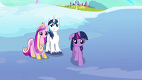 Twilight 'I don't think she's gonna give me a new test' S3E2
