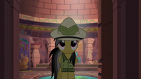 Alicorn door opens before Daring Do S6E13