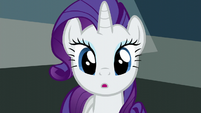 Rarity in her dream S5E13