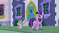 "Twilight ""I can apologize to all three of them at once!"" S5E12"