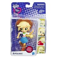 Equestria Girls Minis Applejack Everyday packaging