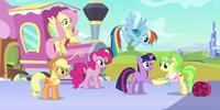 Games Ponies Play