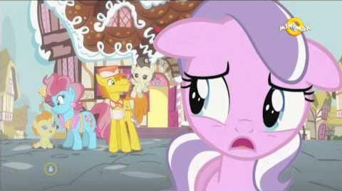 The Pony I Want to Be - Slovene