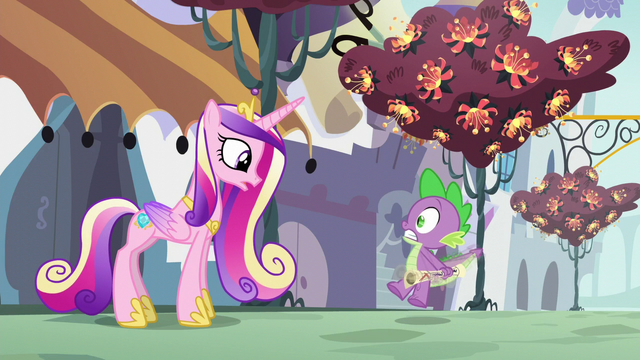 File:Princess Cadance greeting Spike S5E10.png