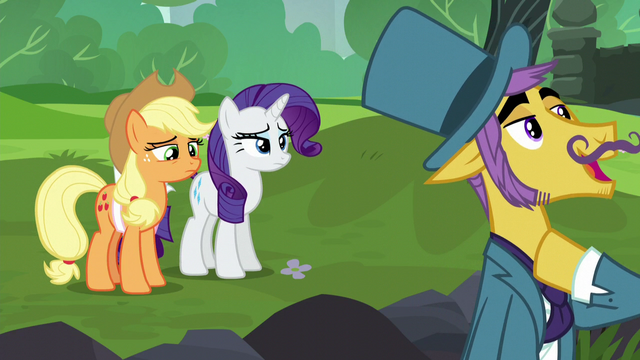 "File:Business pony ""can't spare even a moment"" S5E16.png"