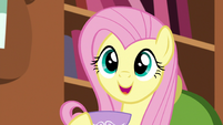 "Fluttershy ""met her on a trip to see the Breezies"" S5E7"
