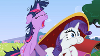 Rarity Tea Face S2E3