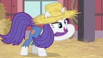 Rarity braying like a mule S4E13