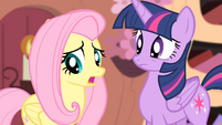 Fluttershy 'I don't know' S4E07
