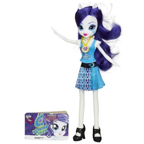 File:Friendship Games School Spirit Rarity doll.jpg