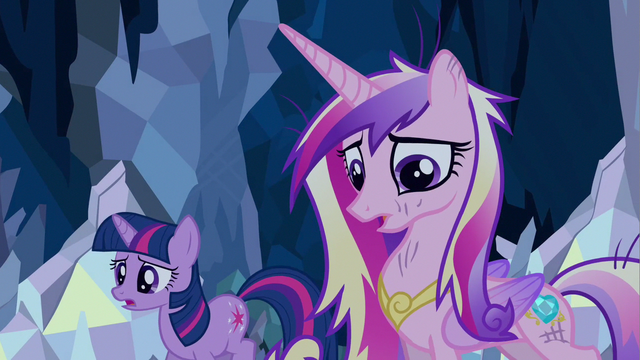 File:Princess Cadance thinking ideas S2E26.png