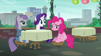 """Rarity """"your hooves must be sparkling clean!"""" S6E3"""