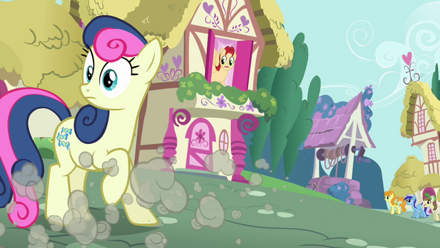 File:Sweetie Drops looking at Scootaloo S3E6.png