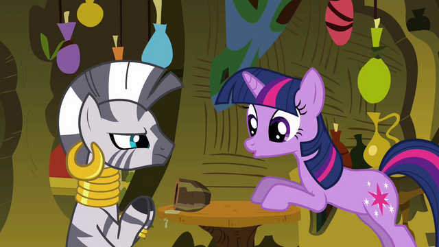 File:Twilight notices she spilled the drink again S3E05.png