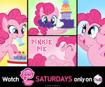 Pinkie Pie wallpaper from Hub Network