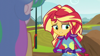 "Sunset Shimmer ""I let everyone down"" EG3"