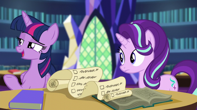 "File:Twilight ""after this, I move on to the B's!"" S6E1.png"