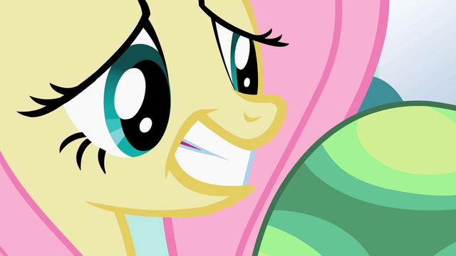 File:Fluttershy cute stare S2E7.png