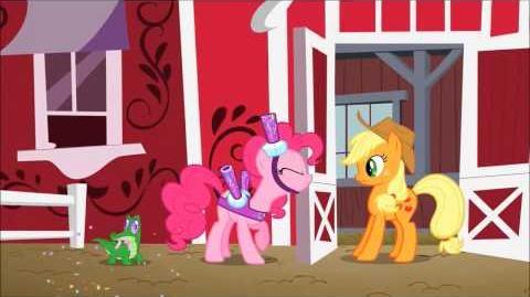 Hungarian Pinkie Pie Singing Telegram HD
