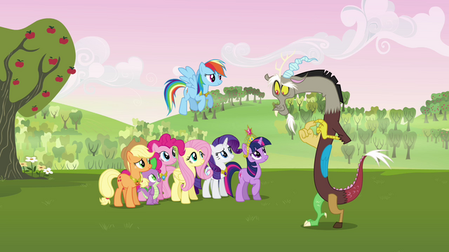 File:Main cast and Discord make peace S03E10.png