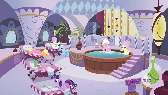 File:Main ponies in spa S02E23.png